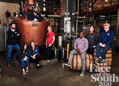 Face of Distilled Local Spirits - Ghost Coast Distillery Savannah Distributing