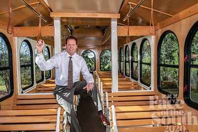 Face of Trolley Tours - Old Savannah Tours