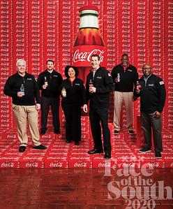 Face of the Real Thing - Savannah Coca-Cola