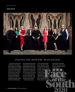 Faces of South Magazine - South Magazine
