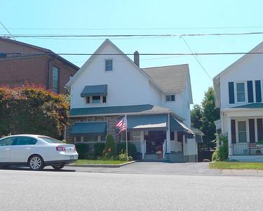 Boyhood home of J. Edgar Fennie