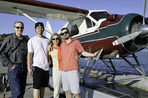 birthday seaplane cruise