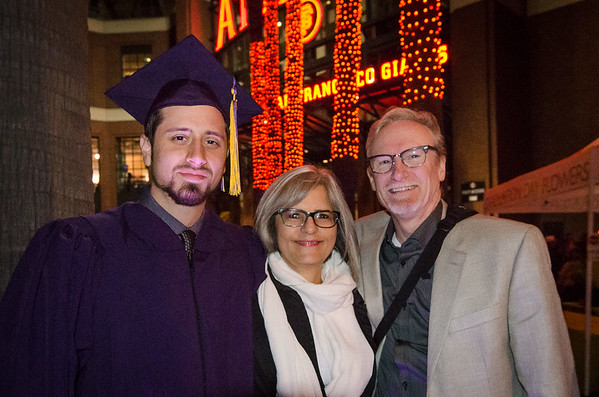 JEF Graduation SFSU 2017