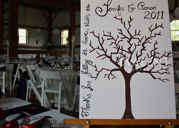 Wedding, Jenn & Aaron Benson