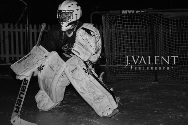 Ice Hockey - Goaltending