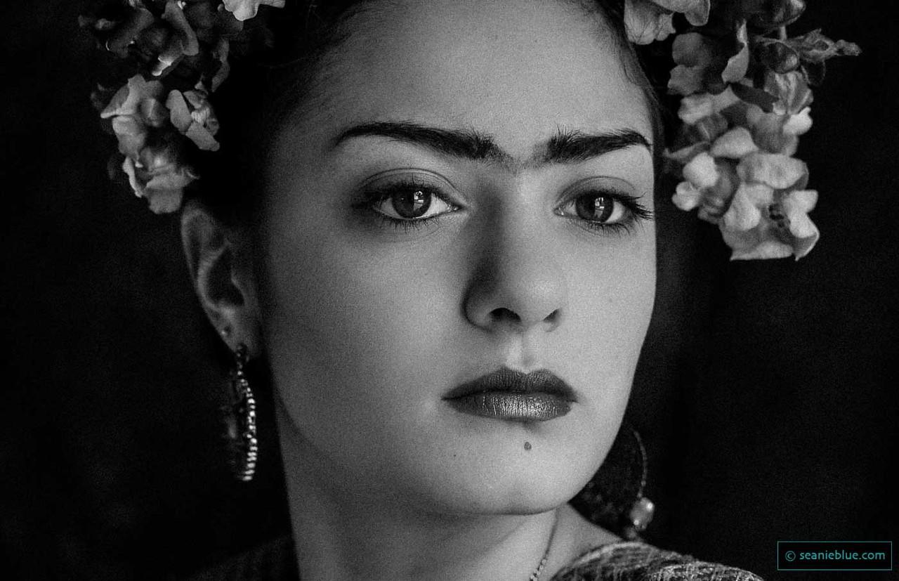 as Frida Khalo