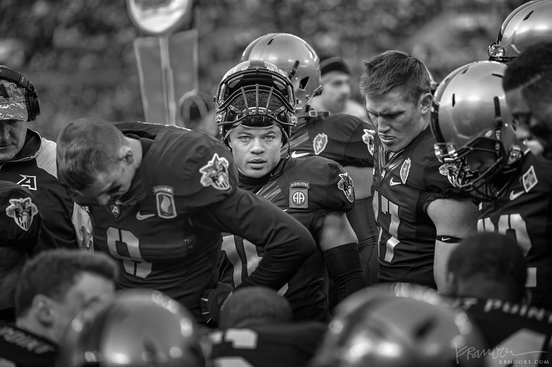 Game Face - Army-Navy Game