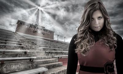 Emma In Stadium II