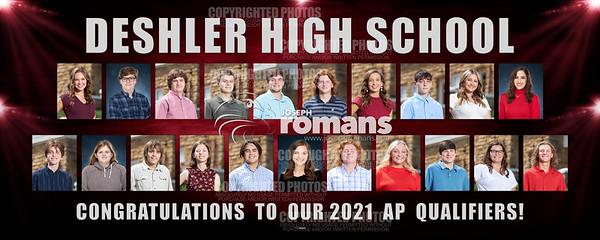 Deshler AP Banner