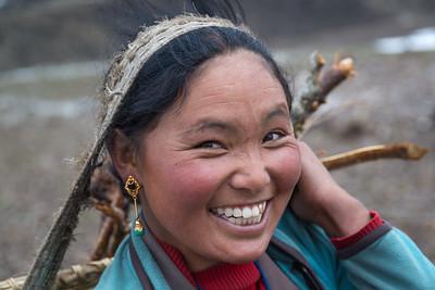 A Himalayan Smile