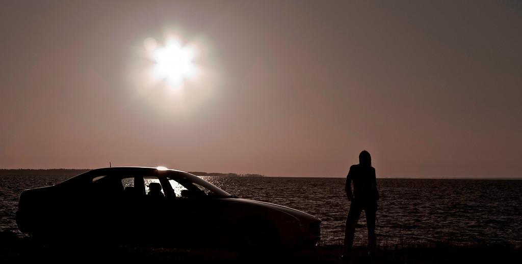 Choctaw Bay Sunset