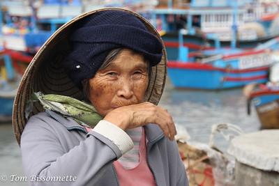 Fishing Village Woman