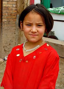 Kashgar schoolgirl DSC01687