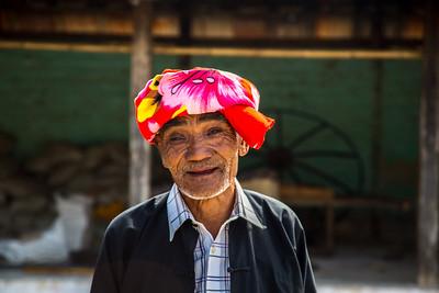 Village Elder, Myanmar