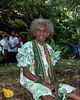 Portrait of an older woman, Ambryn Island, Vanuatu