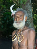 """Portrait of an elder in traditional dress, Ambryn Island, Vanuatu<br /> <br /> Portraits of other village big men (elders), and to see slit drums and listen to slit drum music see here: <a href=""""http://goo.gl/nnmIHc"""">http://goo.gl/nnmIHc</a><br /> <br /> 23/06/14  <a href=""""http://www.allenfotowild.com"""">http://www.allenfotowild.com</a>"""