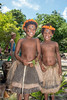 Two girls, Bodaluna Island, Laughlan Islands, Papua New Guinea