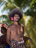 Village 'big man' (chief),  Bodaluna Island, Laughlan Islands, Papua New Guinea