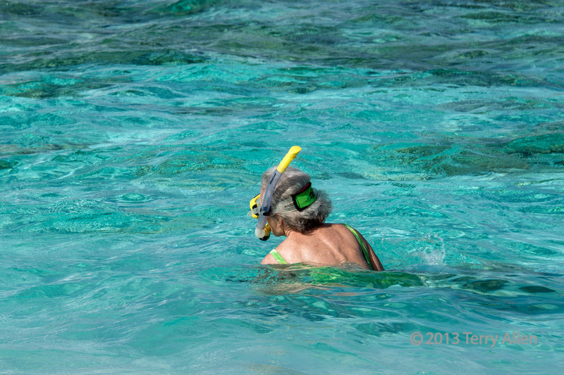 Getting ready to snorkel-5, Bodaluna (Bodelun) Is., Laughlan Island, PNG