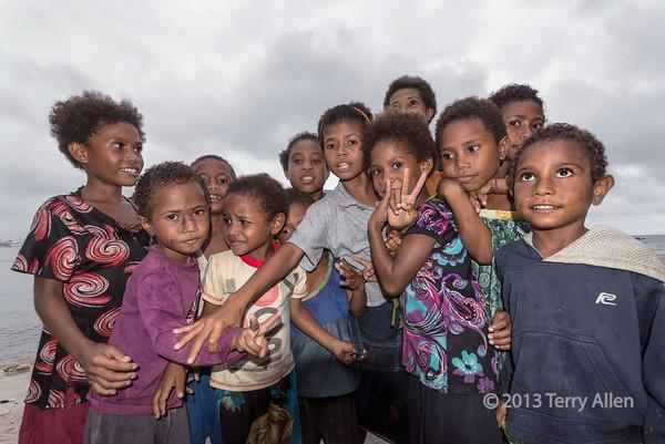Faces of Melanesia