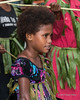Portrait of a young girl, Bonarua Is, Brumer Islands, PNG