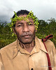 Portrait of a man, Fergusson Is, D'Entrecasteaux Islands, PNG