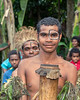 Portrait of a warrior-5, Dobu Is, D'Entrecasteaux Island, PNG