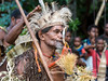 Portrait of a warrior-8, Dobu Island, D'Entrecasteaux Islands, PNG