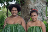 Portrait of two women-2, Nekar Village, Luganville, Espiritu Santo Is, Vanuatu
