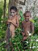 Portrait of two boys-1, Nekar Village, Luganville, Espiritu Santo Is, Vanuatu