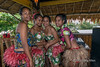 Village beauties, Ghizo Hotel, Ghizo Is, Solomon Islands
