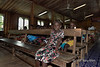 Girls at Sunday school-1, Easter Sunday, Wesley United Church, Ghizo Is, Solomon Islands
