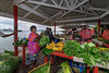 Sunday market-1, Ghizo Is, Solomon Islands