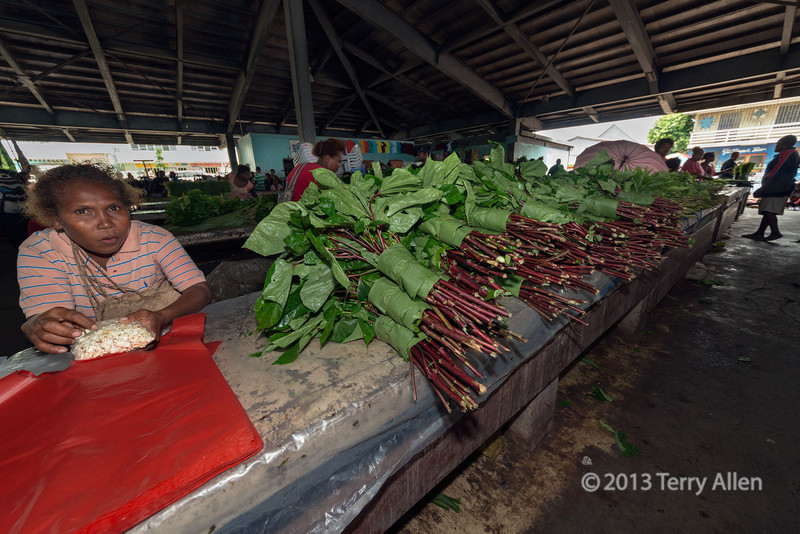 Honiara market-2, Guadalcanal Is, Solomon Islands