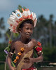 Portrait of a small boy, Kitava Island, Trobriand Islands, PNG