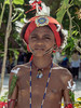 Portrait of a girl-2, Kitava Is, Trobriand Islands, PNG