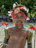 Portrait of a girl-3, Kitava Is, Trobriand Islands, PNG