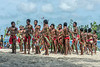 Young men and boys, Kitava Island, Trobriand Islands, PNG