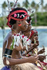 Young women dancers, Kitava Island, Trobriand Islands, PNG