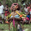 Woman dancer, Santa Ana Island, Solomon Islands