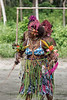 Woman dancer-3, Santa Ana Island, Solomon Islands