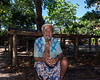 Village elder, Tikopia Island, Solomon Islands