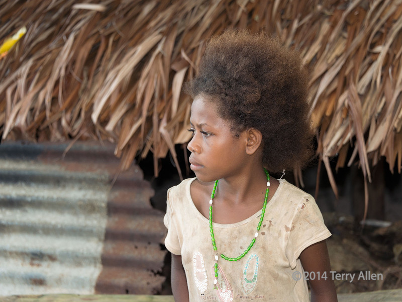 """Portrait of a girl with a green necklace, Utupua Island, Solomon Islands<br /> <br /> More photos of the beautiful people of Utupua Island can be seen here: <a href=""""http://goo.gl/n8TeZ1"""">http://goo.gl/n8TeZ1</a><br /> <br /> 15/2/14  <a href=""""http://www.allenfotowild.com"""">http://www.allenfotowild.com</a>"""