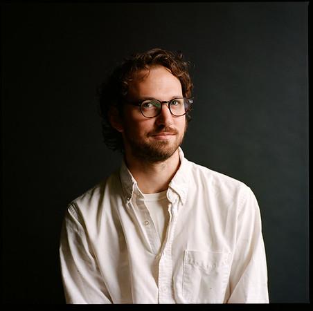 Stephen Morrison / Artist / October 2020 / Invisible Dog