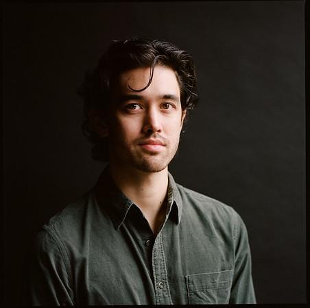 Benjamin Kimitch / Producer / Artist / November 2020 / Invisible Dog