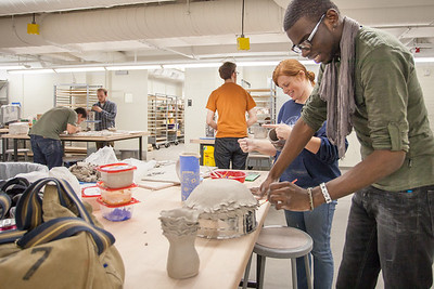 WNF 025 Clay Sculpture Studio 03