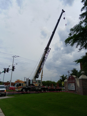 2013 Old Steeple Removal