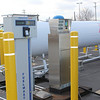 Propane fueling infrastructure at ROUSH CleanTech.