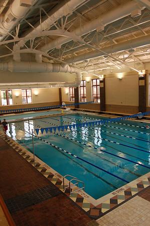 Gregory Gym Aquatic Complex