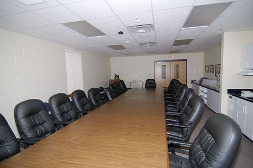 Meeting room at Substation 291